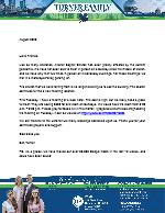 Ben Turner Prayer Letter: Urgent Prayer Request