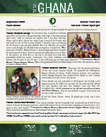 """Team Ghana National Pastor Spotlight: """"How About Your Friends?"""""""