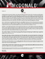 Corey McDonald Prayer Letter: Update on Annabelle