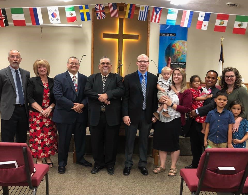 FBMI Missionary Garry Tingson Prayer Letter Picture