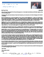 Tommy Ashcraft Prayer Letter: Opportunities to Serve