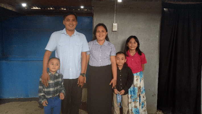 FBMI Missionary Mike Morrissey Prayer Letter Picture