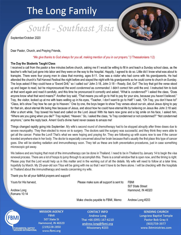 thumbnail of Andrew Long Sep-Oct 2020 Prayer Letter – 2