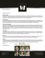 Jerry Wyatt III Prayer Letter: Christmas at Faith Baptist