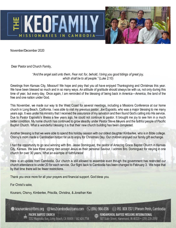 thumbnail of Kounaro Keo Nov-Dec 2020 Prayer Letter – Revised