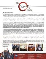 Brendan Morgan Prayer Letter: Our Very First Praise Report!