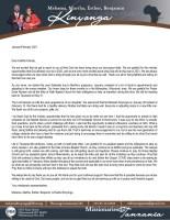 Mshama Kinyonga Prayer Letter: Our New Little Girl Has Arrived!