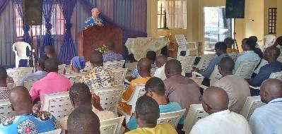 FBMI Missionary James Belisle Prayer Letter Picture