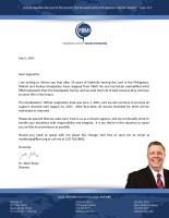 Nathan Goodpaster Resignation Letter