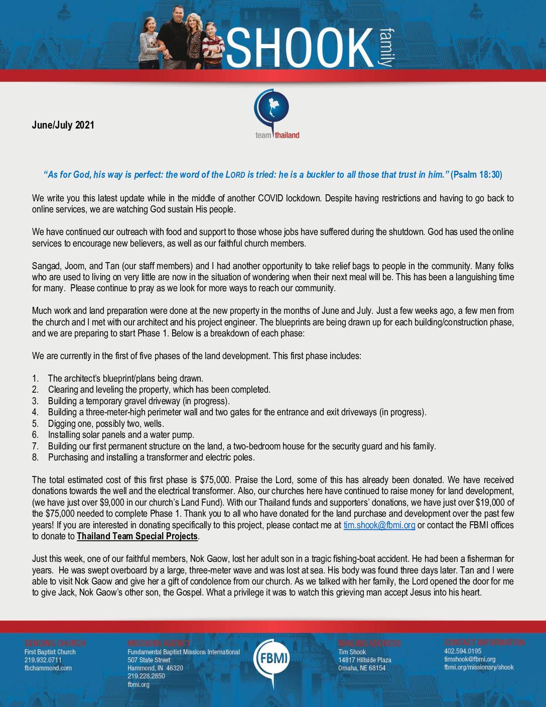 thumbnail of Tim Shook Jun-Jul 2021 Prayer Letter