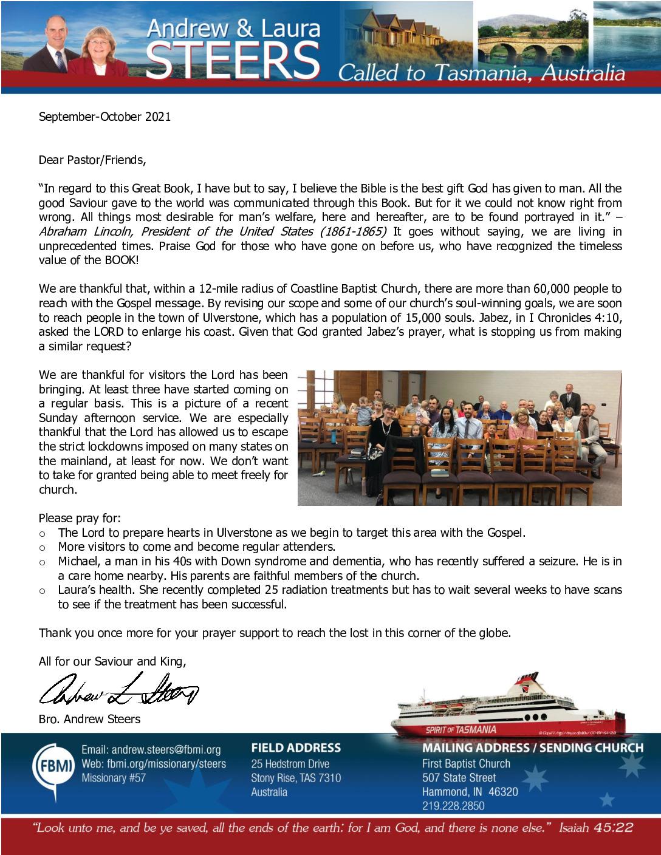 thumbnail of Andrew Steers Sep-Oct 2021 Prayer Letter