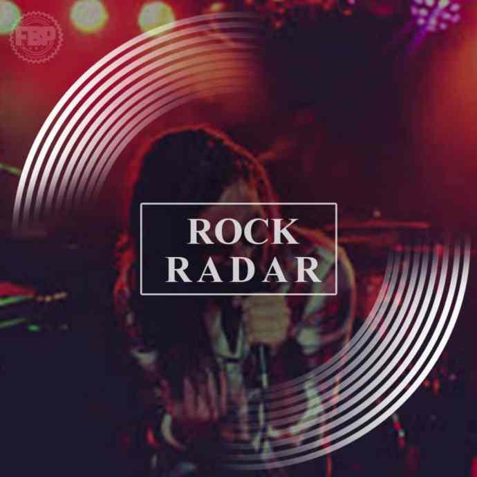 Rock Radar, Playlist, Cover