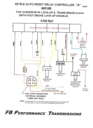Ford A4ld Neutral Safety Switch Wiring Diagram Ford Free
