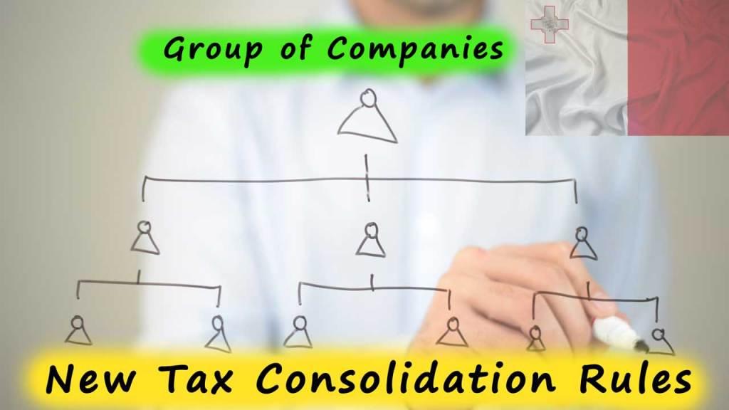 Malta Tax Consolidation Rules