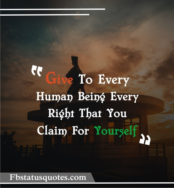 Human Rights Quotes