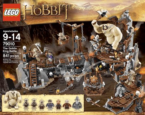 79010 Goblin King Battle