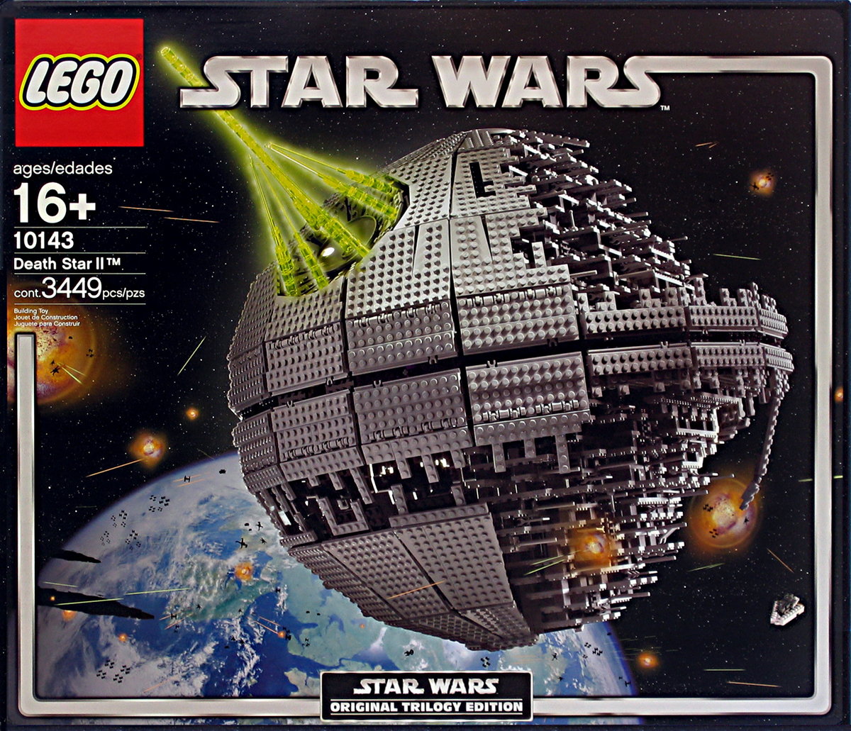 Review 10143 Death Star Ii Fbtb