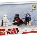 Snowtrooper - Vader - Solo