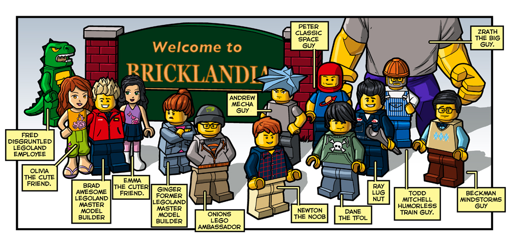 Welcome to Bricklandia