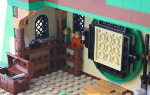 Bag End Interior Detail