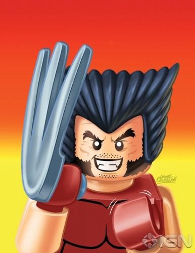 X-Men #5 LEGO Variant