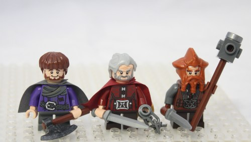 Dwarves - With Weapons