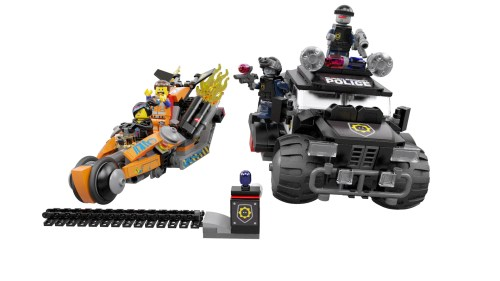 LEGO Movie - Wyld Style Chase