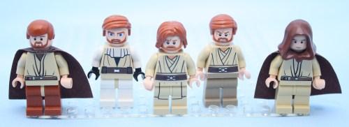 RGS - Obi-Wan Coimparison