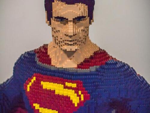 Superman Life Size