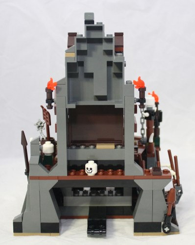 Throne - Back
