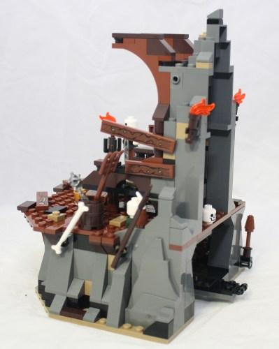 Throne - Left Side
