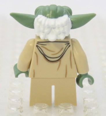 Yoda - Back