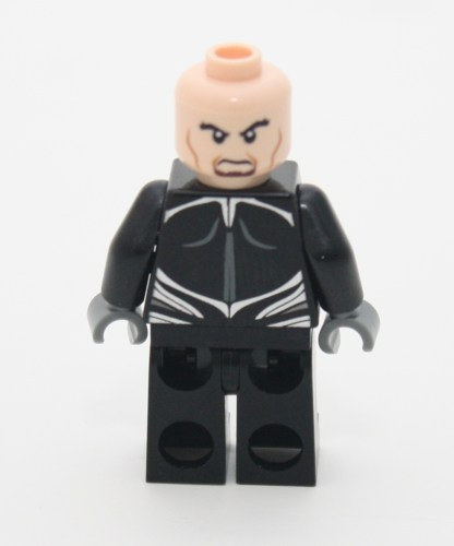 Zod Alt-Face and Back