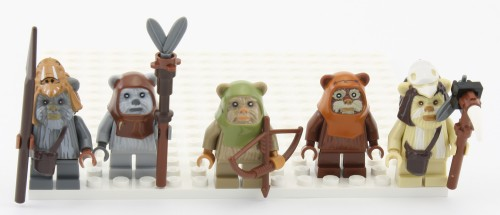 Yub Nub Review 10236 Ewok Village Fbtb