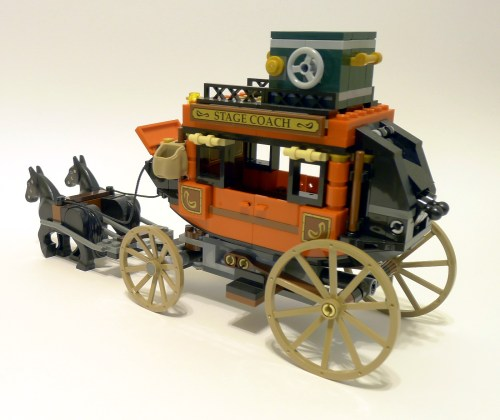 79108 Another View of the Stagecoach
