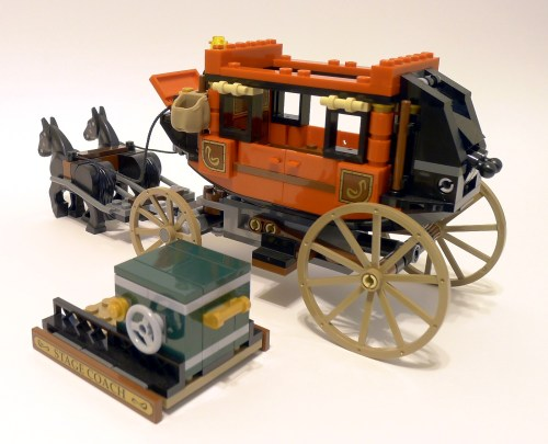 79108 Stagecoach Access