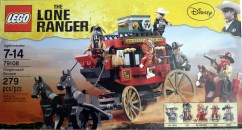 79108 Stagecoach Escape - Box Front