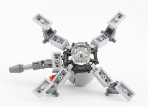 Dwarf Spider Droid - Bottom