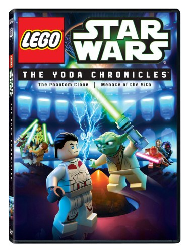LEGO Star Wars The Yoda Chronices