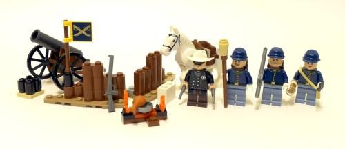79106 Cavalry Builder Set
