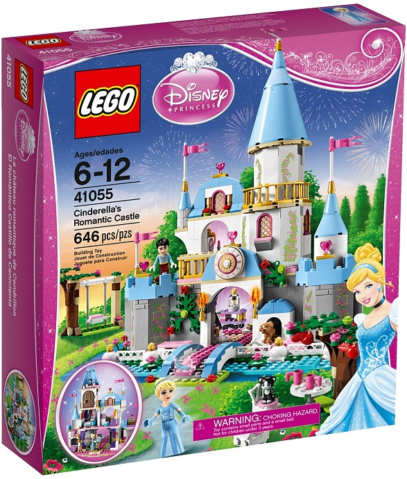 Lego Reveals Disney Princesses Line Fbtb