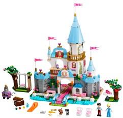41055 Cinderella's Romantic Castle 2