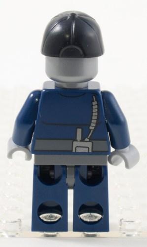 70801 - Robo SWAT Back