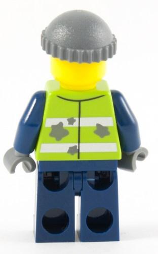 70805 - Garbage Man Grant Back