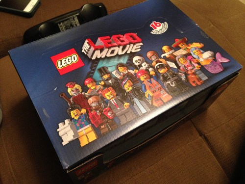 71004 The LEGO Movie Collectible Minifigs