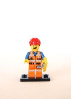 The LEGO Movie Minifigures - Emmet 1