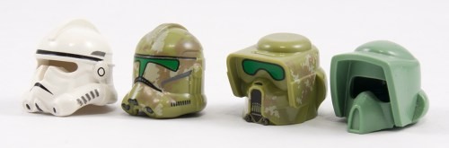 75035 - Clone Helmet Comparison