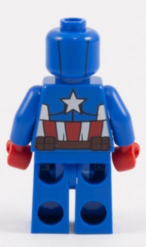 76017 - Captain America Back