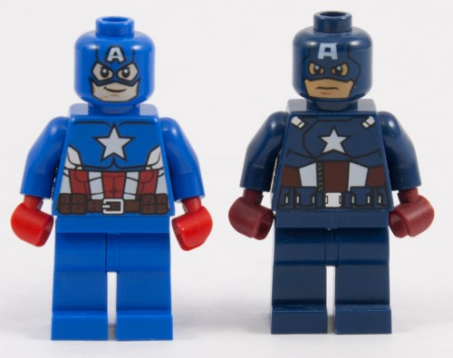 76017 - Captain America Comparison