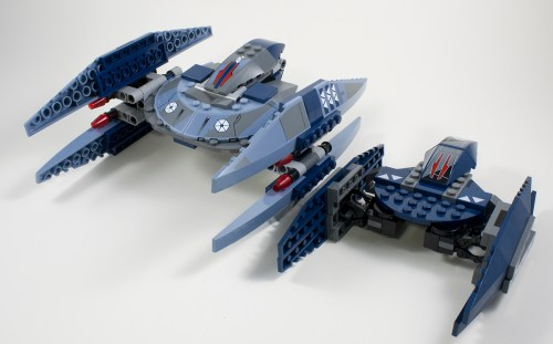75041 - Comparison Flying